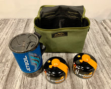 Load image into Gallery viewer, JetBoil Pouch  Jet Boil Fuel Pouch