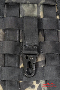 "1"" HK Clip Hook with Velcro"