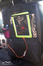Load image into Gallery viewer, Kid Seat Caddy by Overland Gear Guy - Kid Seatback Organizer