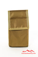 Load image into Gallery viewer, MOLLE cell phone pouch by Overland Gear Guy