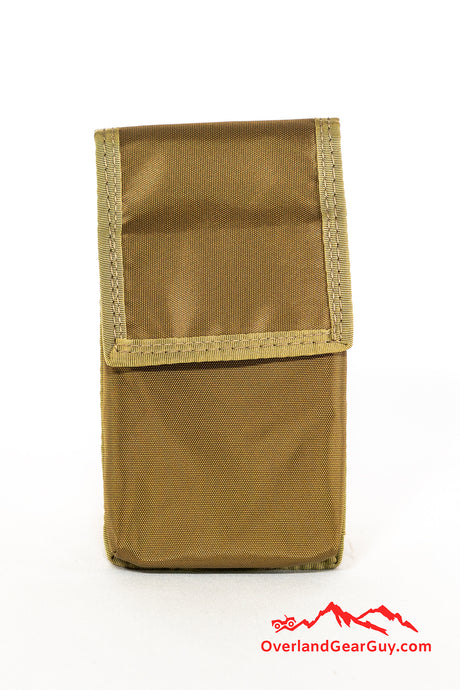 MOLLE cell phone pouch by Overland Gear Guy