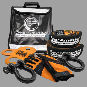 GearAmerica Ultimate Winching & Rigging Off-Road Recovery Kit