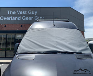 Outer Windshield Cover - Privacy