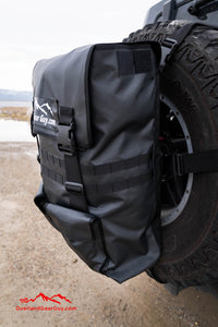 Spare Tire Trash Bag by OverlandGearGuy