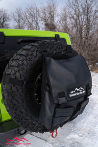 Spare Tire Trash Bag by Overland Gear Guy