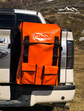 Load image into Gallery viewer, Truck Tailgate Trash Storage Bag by Overland Gear Guy - Truck Tail gate backpack