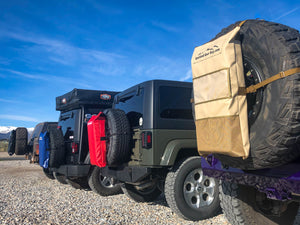 Pack It Out Spare Tire Bag by Overland Gear Guy