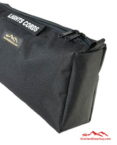 Overland Storage Bag, Off road storage bag, Camping storage, Toiletries Bag