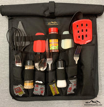 Load image into Gallery viewer, Pacifica Overland Utensil Organizer by Overland Gear Guy - Overland Utensil Pouch