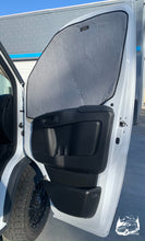 Load image into Gallery viewer, Insulated Front Cab Window Covers for Promaster van by Overland Gear Guy