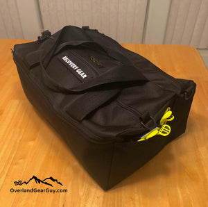 Overland Recovery Gear Bag 4x4 - Off Road Recovery Bag by Overland Gear Guy