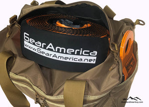 Overland Recovery Gear Bag - Off Road Recovery Bag by Overland Gear Guy
