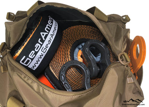 Overland Recovery Gear Bag - Off Road Recovery Bag by Overland Gear Guy, Gear America