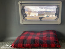 Load image into Gallery viewer, Revel Insulated Window Pillow - Insulated Window Covers by Overland Gear Guy - Winnebago Revel accessories