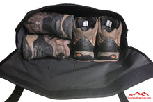 Load image into Gallery viewer, Roof Top Tent Shoe Bag by Overland Gear Guy, Shoe Storage for Roof Top Tent