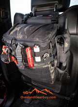 Load image into Gallery viewer, Headrest Storage Bag with MOLLE by Overland Gear Guy
