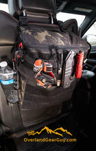 Load image into Gallery viewer, Headrest Storage Bag by Overland Gear Guy