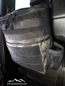 Custom Vehicle Storage Bag by Overland Gear Guy