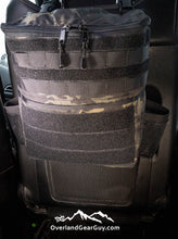 Load image into Gallery viewer, Interior Headrest Storage Bag with MOLLE by Overland Gear Guy