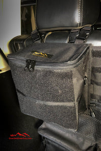 Sequoia Mini Headrest Bag by Overland Gear Guy, Vehicle Storage Bag