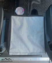 Load image into Gallery viewer, Mercedes Sprinter Van Center Console Caddy by Overland Gear Guy - Sprinter Van storage and accessories