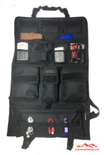 Load image into Gallery viewer, Sprinter II Seat Organizer - Black Vehicle Seat Organizer by Overland Gear Guy