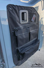 Load image into Gallery viewer, Sprinter Van Door Panel Organizer - Sprinter van accessories by Overland Gear Guy