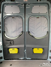 Load image into Gallery viewer, Sprinter Van Magnetic Rear Window Covers by Overland Gear Guy