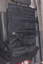 Load image into Gallery viewer, Mercedes Sprinter Van Seat Organizer, MOLLE Seat Back Organizer