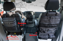 Load image into Gallery viewer, Mercedes Sprinter Van Seat Organizer by Overland Gear Guy
