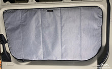 Load image into Gallery viewer, Premium Sprinter Havelock Wool Insulated Sliding Door Window Cover by Overland Gear Guy