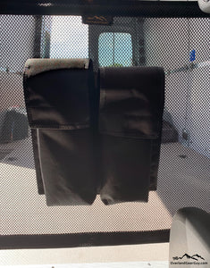 Sprinter Van Dog Barrier - Campervan Dog Barrier by Overland Gear Guy