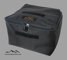 Load image into Gallery viewer, Overland Storage Cube, Off road storage bag, Camping storage, Fabric Storage Cube
