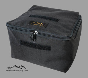Overland Storage Cube, Off road storage bag, Camping storage, Fabric Storage Cube