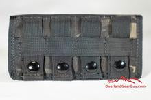 Rectangle pouch MOLLE back by Overland Gear Guy
