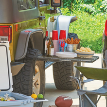 Load image into Gallery viewer, TailGater Tire Table (the Original)