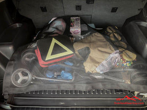 Mil Spec cargo net for 4Runner, Toyota accessories
