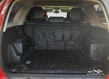 Load image into Gallery viewer, 4Runner Rear Organizer, 4Runner Seat Organizer, 4Runner Seat Caddy, Toyota accessories by Overland Gear Guy