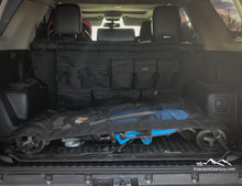 Load image into Gallery viewer, 4Runner Rear Organizer, Mil Spec 4Runner Seat Organizer, Toyota accessories by Overland Gear Guy