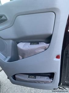 Ford Transit Van Storage Cubby Pouch by Overland Gear Guy, Ford Transit van storage pouch and accessories