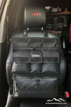 Load image into Gallery viewer, Universal Seat Organizer by Overland Gear Guy - 4Runner Seat Organizer