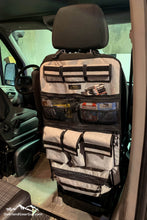 Load image into Gallery viewer, Sprinter II Seat Organizer - Obsidian - Gray