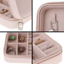 Load image into Gallery viewer, Portable Jewellery Box - FinishingTouchesx