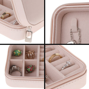 Portable Jewellery Box - FinishingTouchesx