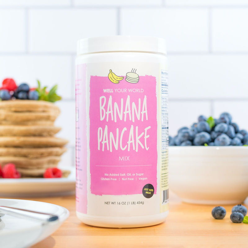 Banana Pancake Mix