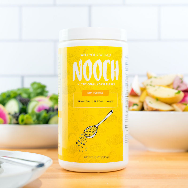 Nooch (Non-Fortified Nutritional Yeast)