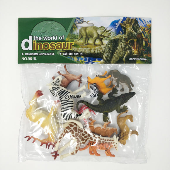 Animals Set  12 PCS/PK