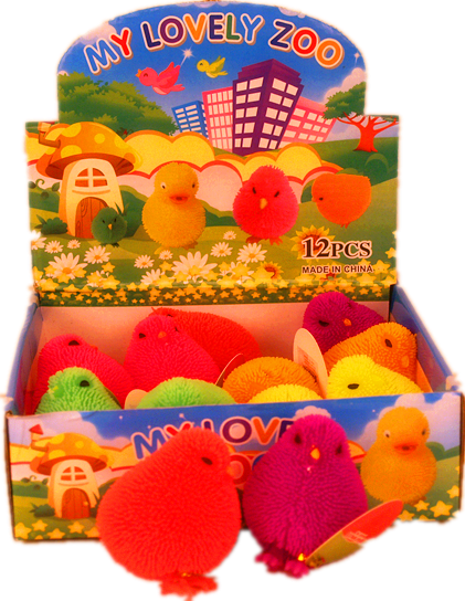 Puffer chicken 12 pcs/pk
