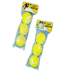 3PCS TENNIS BALL  12PCS/PK