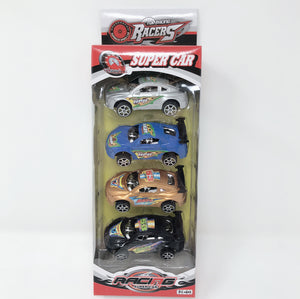 "3.5"" 4IN1 PULL BACK HOME CAR SERIES  12PCS/PK"